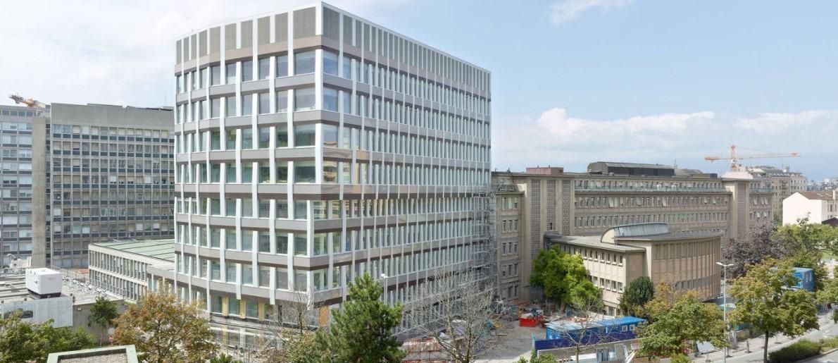 Hôpitaux clinique : Batlab HUG, Clinique des Vergers / Genève