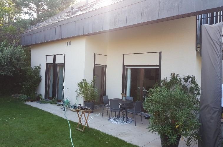 Réfection de 2 façades / Corsier